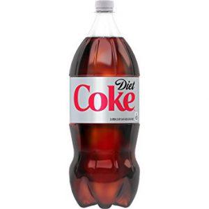 coke and diet coke