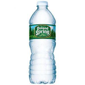 dasani and poland water